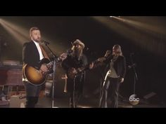 Chris Stapleton and Justin Timberlake - Tennessee Whiskey - CMA's 2015
