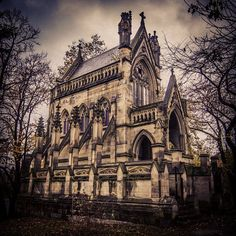 The Dexter Mausoleum at the Spring Grove Cemetery and Arboretum in #Cincinnati
