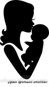 images Mom and Baby Forehead Kiss Silhouette Vinyl Decal Mothers Day Drawings, Mothers Day Gif, Mothers Day Crafts, Image Mom, Wood Floor Colors, Butterfly Outline, Wall Painting Decor, Painted Wood Floors, Forehead Kisses