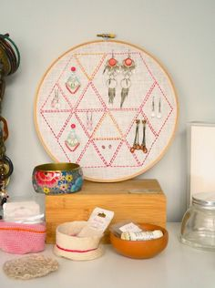 They're not just for cross-stitch anymore.