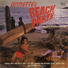 Annette Funicello - Annettes Beach Party