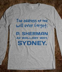P. Sherman 42 Wallaby Way, Sydney - Mermaid in Disguise - Skreened T-shirts, Organic Shirts, Hoodies, Kids Tees, Baby One-Pieces and Tote Bags