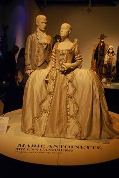 Marie Antoinette. Costume design by Milena Canonero.