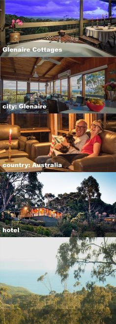 Glenaire Cottages, city: Glenaire, country: Australia, hotel Australia Hotels, Tour Guide, Cottages, Tours, Mansions, Country, House Styles, City, Home Decor