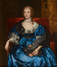 Anne, Countess of Exeter (1649-1703) by Sir Peter Lely