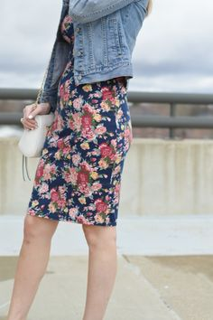 Feeling the Floral | Style in a Small Town