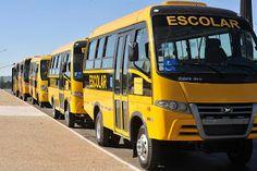 Mundaú Notícias: Santana do Mundaú é contemplada com novos ônibus escolares