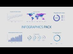 Infographics Pack ( After Effects Project Files)