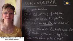 Španělský videotip č.3: Sloveso být - ser, estar a hay