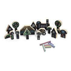 Ardoise à colorier en bois aimanté - Set de 31 pièces Wodibow Teen Children- A large selection of Toys and Hobbies on Smallable, the Family Concept