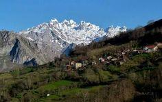 Pen. Amieva. Asturias.