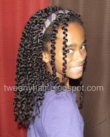 Sensational 1000 Images About Black Tween Hairstyles On Pinterest Flat Hairstyle Inspiration Daily Dogsangcom
