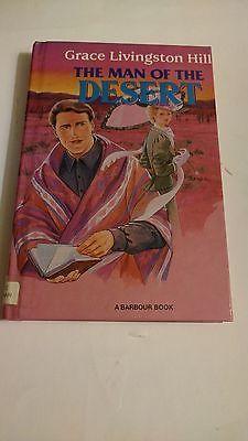 The Man of the Desert - Grace Livingston Hill, HB - http://books.goshoppins.com/christian-books-bibles/the-man-of-the-desert-grace-livingston-hill-hb/