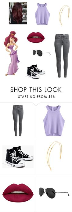 """""""Modern Meg"""" by gabbycox-27 ❤ liked on Polyvore featuring Disney, Madewell, Mrs. President & Co., Huda Beauty, Ray-Ban and modern"""