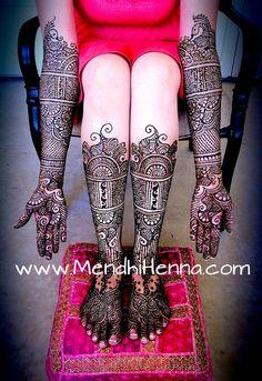 Jenny's bridal mhendi - feet #JasuWedsWubz