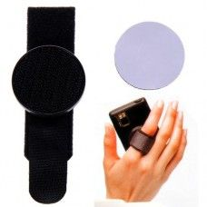 iphone 4s phone drop resistance ring multi-purpose phone holder color random