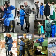 Hetalia cosplay Germany and Italy - hetalia-gerita Photo