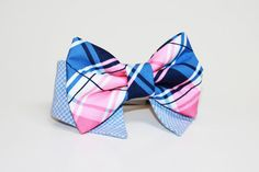 Designer Dog Bow Ties Collars Ties & Shirt Collars by JalinaColon