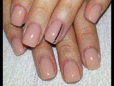 Short Nails Between Gel vs Acrylic Trendy – Fashonails