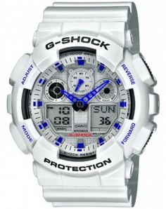 hodinky Casio G-Shock GA 100A-7A - SWIS-SHOP.cz G dcb62d4caa