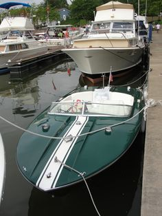 Chris Craft XK19 Commander