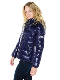 <h2><b>Moncler Womens Bady Down Puffer Jacket</b></h2>STYLE # 45942-05-68950 <br><br><b>DESCRIPTION:</b><br>Signature double-channeled premium down-fill construction makes this Moncler puffer jacket warm, lightweight, and durable.<br><br>Moncler s appeal lies in deep roots which reach into the future, along with its loyalty to tradition and its ongoing commitment to technical development and style. For Fall-Winter 2014/15, Moncler s women s collection embraces different styles that com...