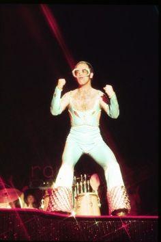 Elton John by James Fortune