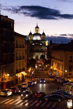 2ª cúpula más grande del mundo: basílica san francisco el grande, sí, en #madrid (cª san francisco)