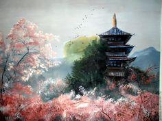 пейзажи японских художников - Поиск в Google