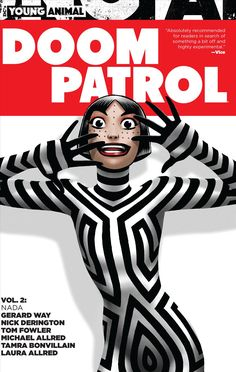 Descargar Doom Patrol Vol 2 Nada Gerard Way Nick Derington Books Epub Tommy Lee, Jim Lee, Dave Mckean, Dc Rebirth, Neil Gaiman, Batwoman, Doom Patrol Gerard Way, Astro City, Flex Mentallo