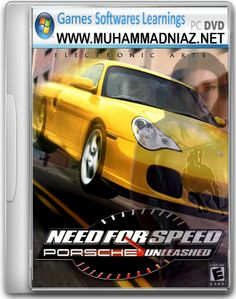 Need for Speed 5 Porsche Unleashed Cover