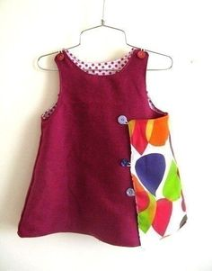 Items similar to THE mAGICAL WRAP DRESS-EASY SEWING-12m to 5T - REVERSIBLE  on Etsy b7d9b6e7f6