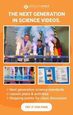Epic Science Videos Multi media source of stimulating content. School Science Experiments, Science Videos, Elementary Science, Science Fair, Science Lessons, Science For Kids, Science Curriculum, Science Resources, Science Classroom