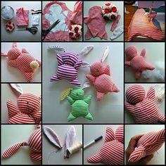 Mooshy belly bunnies! I want to make these for Easter! Do I have time?