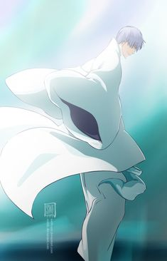 Find images and videos about anime, manga and bleach on We Heart It - the app to get lost in what you love. Sad Anime, Anime Manga, Anime Guys, Anime Art, Shinigami, Bleach Fanart, Bleach Manga, Gin Bleach, Ichimaru Gin
