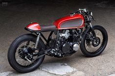 Barn rescue: The Swedish workshop PAAL has restored this Kawasaki KZ650 to cafe racer perfection