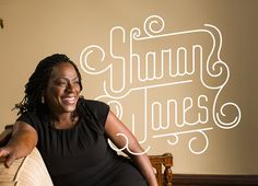 When Sharon Jones picks up the phone, it doesn't matter who you are--she'll address you like a friend.