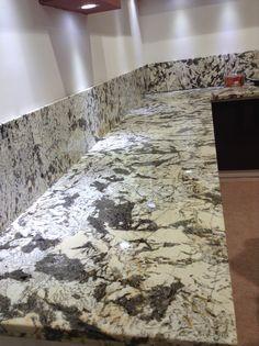 Newstar Stone White Granite Countertop China Factory Popular Kitchen Prefab  Gran