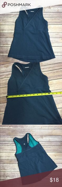 Lululemon Tank Great condition no size dot so added measurements lululemon athletica Tops Tank Tops