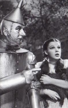 Tinman & Dorothy