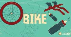 Γλωσσάρι ποδηλατικών όρων