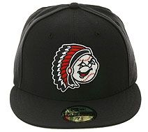 New Era 5950 Peoria Chiefs Fitted Hat - Navy
