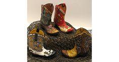 #tosimplyshop Assorted Resin Mini Cowboy Boots #gifts #homedecor #gardendecor #decor #home #garden #shopping