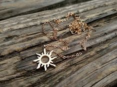 Every day has something to celebrate. Wear this necklace as a reminder to smile, stay positive, and let the sunshine in. Solar Lunar, Good Vibes Only, Sunshine, Brooch, Necklaces, Smile, Let It Be, Chain, Inspiration