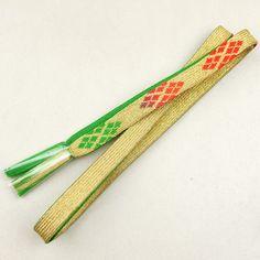 silk obijime / 格調ある高麗組みの帯締め http://www.rakuten.co.jp/aiyama #Kimono #Japan #aiyamamotoya