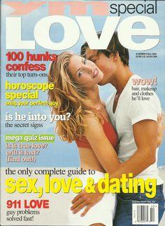 YM Magazine - LOVE Special - Summer/Fall 1995