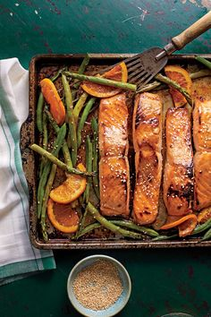 These recipes are so tasty that they will turn even the choosiest fish connoisseur into a salmon lover. Dish up these delicious salmon recipes for a quick and easy dinner any night of the week Delicious Salmon Recipes, Easy Salmon Recipes, Fish Recipes, Seafood Recipes, Dinner Recipes, Cooking Recipes, Healthy Recipes, Bacon Recipes, Grilling Recipes