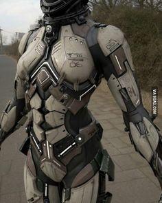 Nice Body Armor
