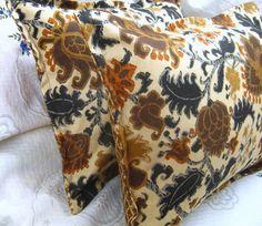 2 Custom Boudoir Shams  NORRINGTON  Ralph Lauren by Sew1Pretty, $24.00