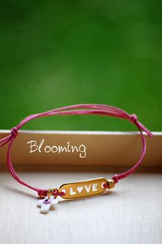 Μαρτυρικα βαπτισης βραχιολια - Blooming Bracelets, Leather, Jewelry, Fashion, Moda, Jewlery, Jewerly, Fashion Styles, Schmuck